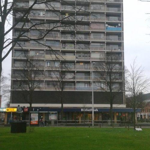Intercom 40 appartementen