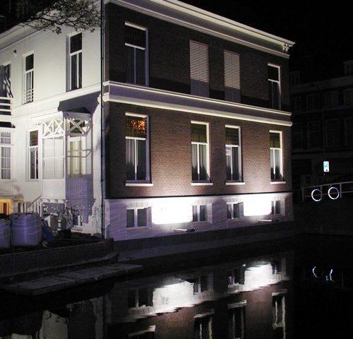 Gevelverlichting Den Haag