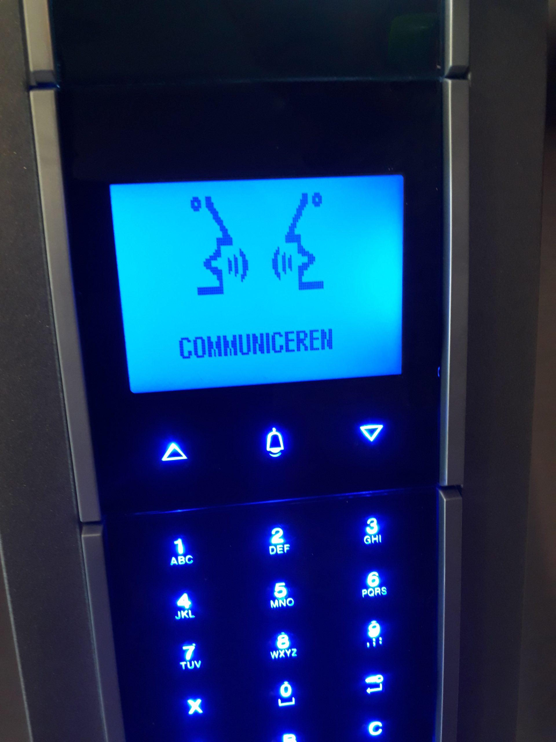 Digitaal deurstation